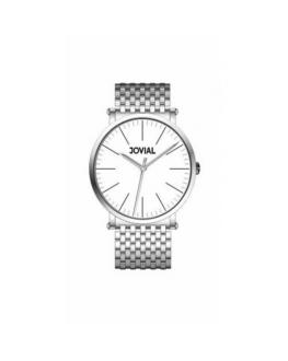 Jovial Women's Watch Classic Stainless steel Band