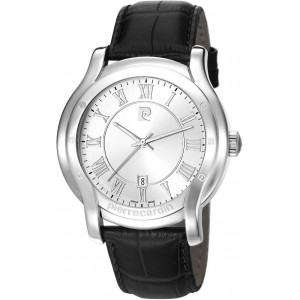 Pierre cardin Men's Watch Classic Genuine leather Band