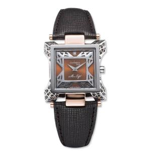 Contre Jour Women's Watch Fashion Genuine leather Band